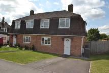 semi detached property in Sidbury Circular Road...