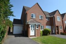 semi detached home to rent in Moneyer Road, Andover...