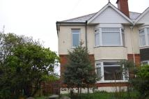 End of Terrace house to rent in Branksome, Poole