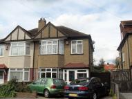 3 bed semi detached property in Templedene Avenue Staines
