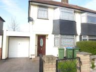 3 bedroom semi detached home in Bracondale Road...