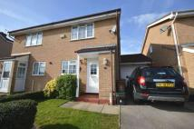 semi detached property for sale in Fairmont Close, Belvedere