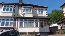 3 bedroom semi detached property in Woodland Way, Abbey Wood