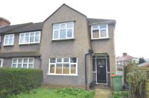 3 bed house in West Heath Road...