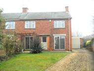 3 bed semi detached property in Leys Road, Earls Barton...
