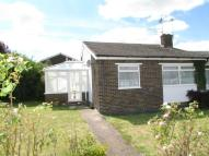 2 bed Semi-Detached Bungalow in Balton Way, Dovercourt...