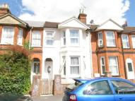 Terraced home in Oakland Road, Dovercourt...