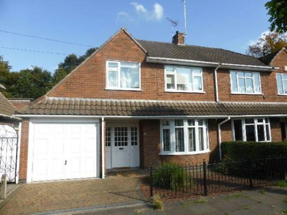 3 Bedroom Semi Detached House For Sale In Manor Park Road