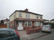 3 bedroom semi detached house in Durley Ave, Timperley...