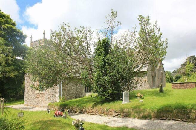 Nearby Church