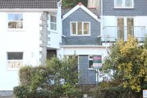 Terraced house for sale in Central St Mawes...