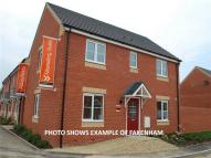 3 bed new house in Abbeyfields...