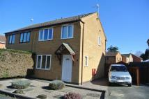 semi detached property in 3 Wetherby Close, BOURNE...