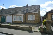 Semi-Detached Bungalow in Manning Road, Bourne...