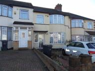 Terraced home in Sunnycroft Road...
