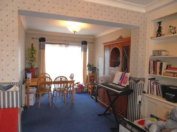 Reception Room -