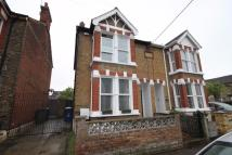 2 bed semi detached home to rent in Rectory Road...
