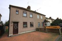 semi detached property to rent in Conrad Road...