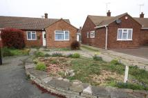 Semi-Detached Bungalow to rent in Coombe Rise, Corringham...