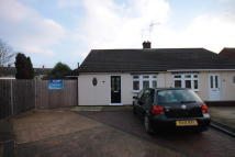 Bishops Road Semi-Detached Bungalow to rent