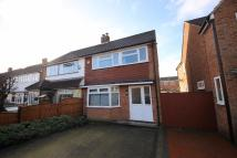 semi detached property to rent in Anthony Drive...
