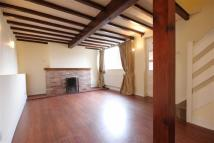 2 bed Terraced property in New Row Cottages...