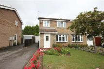 3 bedroom semi detached house for sale in Neville Close, Shepshed