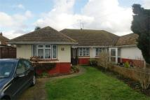 Semi-Detached Bungalow to rent in Westgate, Kent