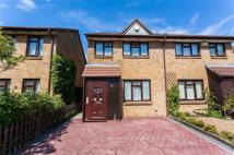 3 bed semi detached house in Bill Hamling Close...