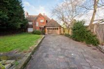 Detached home in Bexley Road, Eltham...