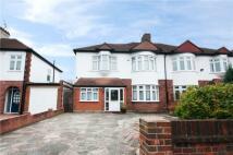 semi detached home in Chapel Farm Road...