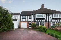 6 bedroom semi detached house for sale in Crown Woods Way...