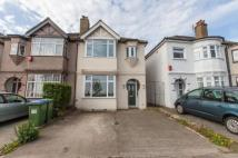 semi detached property for sale in Footscray Road...