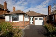 Detached Bungalow for sale in Harrow Road...