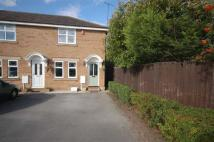 2 bed End of Terrace property for sale in Rossett Close, Gamston
