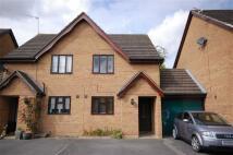 2 bedroom semi detached home in Borrowdale Close, Gamston