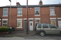 Terraced home to rent in Clumber Road, Nottingham...