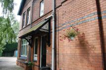 Holme Road Flat to rent