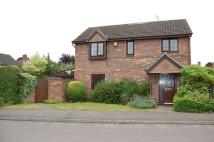 Cranberry Close Detached house to rent