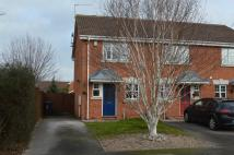 2 bedroom semi detached property in Langton Close, Colwick...