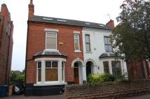 semi detached house in MABEL GROVE, Nottingham...