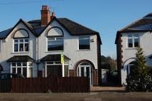 semi detached house to rent in Gordon Road, Nottingham...