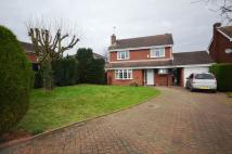 4 bed Detached property to rent in Wentworth Way...