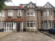 Terraced house in Collinwood Gardens...