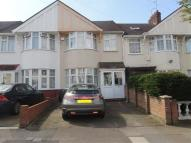 Terraced home to rent in Rushden Gardens, Clayhall