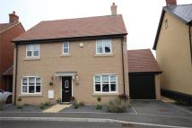 4 bed Detached home for sale in Meadow Walk, HENLOW...