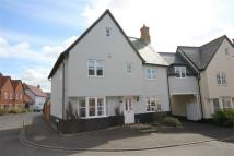 Terraced home for sale in Dove House Drive, HENLOW...