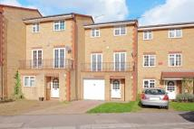 3 bed Town House in Worcester Drive...