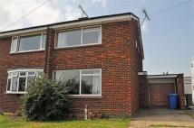 3 bed semi detached home for sale in School Lane...