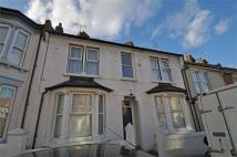 Terraced property in Balmoral Road...
